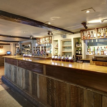 The Plume Of Feathers - Bar