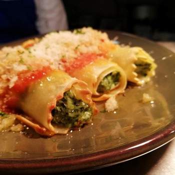 Food - Cannelloni