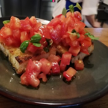 Food - Bruschetta