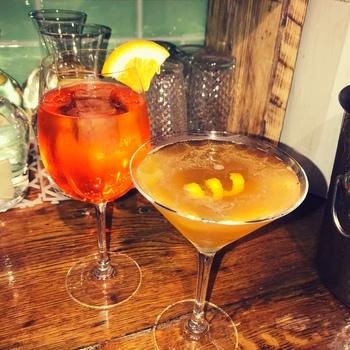 Bar - Cocktails